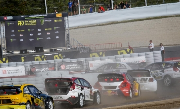 2016 WorldRX of Barcelona (RD9)