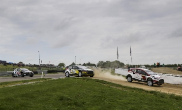 2016 WorldRX of Belgium (RD3)
