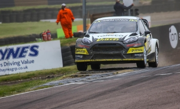 2016 WorldRX of Great Britain (RD4)