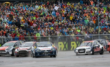 2016 WorldRX of Latvia (RD10)