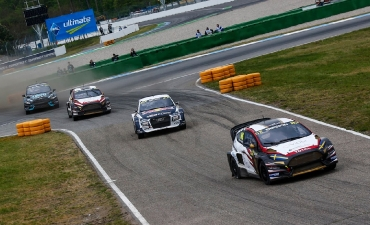 2017 WorldRX of Hockenheim (RD3)