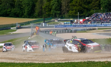 2017 WorldRX of Mettet (RD4)